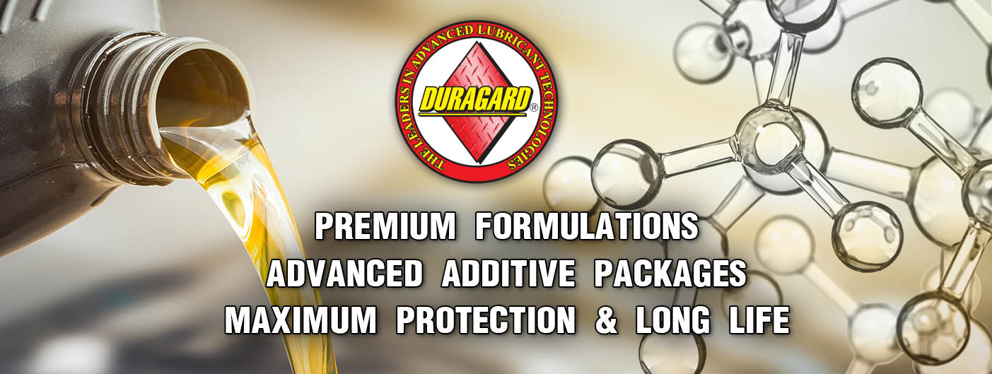 Duragard - Premium Formulations of oil and lubrication