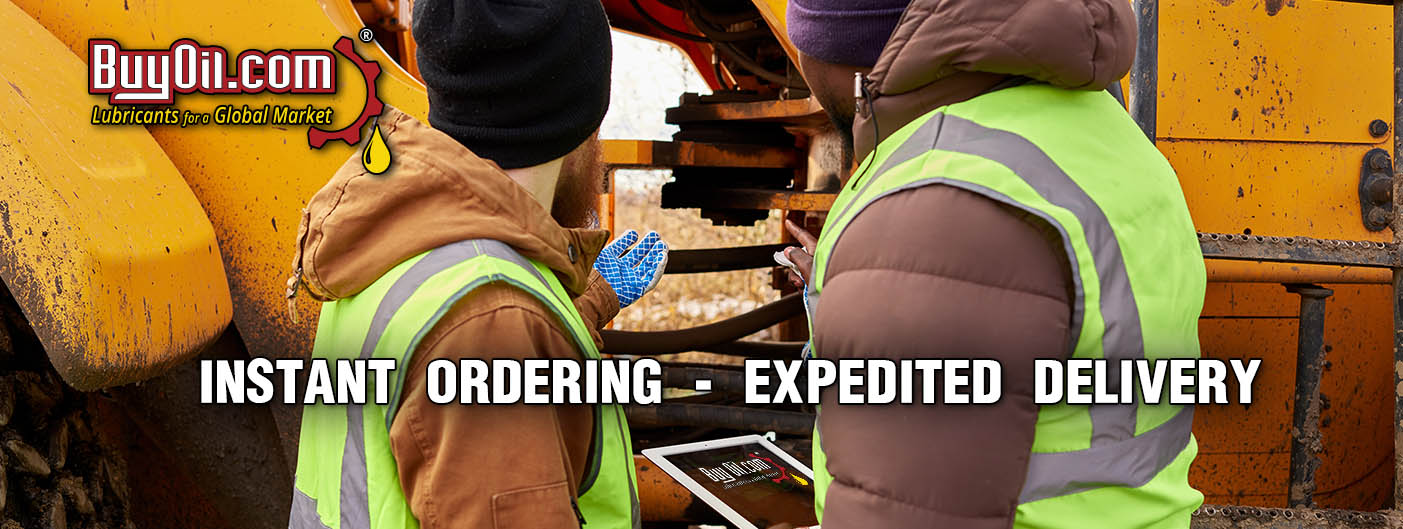 Instant Ordering - Expedited Delivery