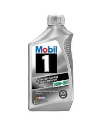 MOBIL 1 10W-30 100% SYNTHETIC, Case of 6 Qt