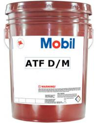 MOBIL ATF D/M, FORMERLY DEX-III/MERCON®, 5 Gallon Pail
