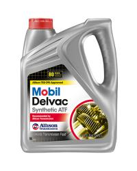 MOBIL DELVAC 1 SYNTHETIC ATF, TES-295, Case of 4 Gallons