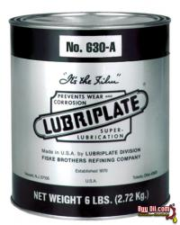 L0066-005 LUBRIPLATE NO. 630-A HEAVY CUP GREASE - 4/6lb Tubs