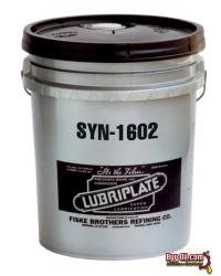 L0302-035 LUBRIPLATE SYN 1602 NLGI-2EP, ISO-460 GREASE (HEAVY DUTY 100% SYNTHETIC PAO GREASE) - 5 Gallon Pail