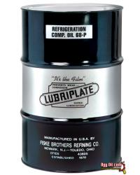 L0843-062 LUBRIPLATE SYNTHETIC BLEND REFRIGERATION COMP OIL 68-P, (FRICK OIL #3 SPECIFICATION) - 55 Gallon Drum