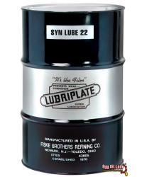 L0968-062 LUBRIPLATE SYN LUBE 32 100% SYNTHETIC, ZF, PAO/ESTER SEVERE LOW TEMP ( -70F ), EXTREME LIFE OR SEALED FOR LIFE HYDRAULIC FLUID - 55 Gallon Drum