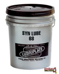 L0972-060 LUBRIPLATE SYN LUBE 68 (100% SYNTHETIC COMPRESSOR/CIRCULATING FLUID) - 5 Gallon Pail