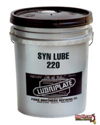 L0975-060 LUBRIPLATE SYN LUBE 220 (100% SYNTHETIC COMPRESSOR/CIRCULATING FLUID) - 5 Gallon Pail