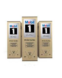 MOBIL 1 5W-20 100% SYNTHETIC, 20 Liter Eco Box