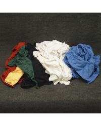 NSW Colored Cotton Poly Blend Material (Mostly Cotton)